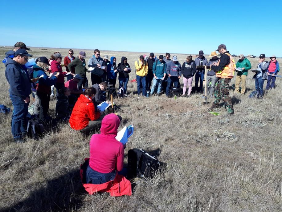 Grassland Restoration Forum Range health training day