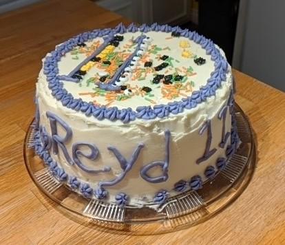 Reyds 11th Birthday